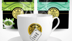 FREE Buddha CBD Tea Samples