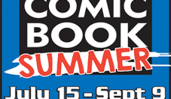 FREE Comic Book Day 2020 = Comic Book SUMMER!! (July 15th through September 9th)