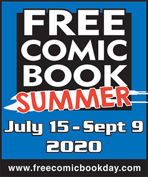 comic book summer