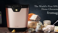Win the Fromaggio World's First Smart Home Automatic Cheesemaker - ends 6/26