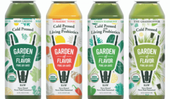 FREE Garden of Flavor Cold-Pressed Juice