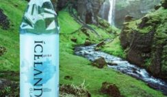 Win a Trip for 2 to Iceland, Case of Icelandic Glacial Water, Wool Blanket, Backpack and More - ends 6/22