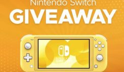 Win a Nintendo Switch Lite Giveaway - ends 7/7