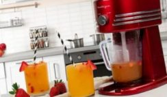 Win a Nostalgia Retro Frozen Beverage Station - ends 6/19