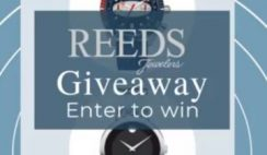 Win 1 of 10 Luxury Watches From Reeds It's About Time - Watch Giveaway - Bulova, Movado, Citizen, Coach & More! (Valued $120-$1,550 Each) - ends 6/21