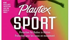 Amazon DEAL: Save 78% on Playtex Sport Tampons Still - Act Quick