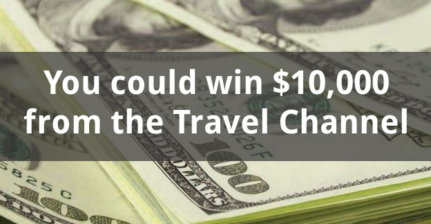 travel channel contest