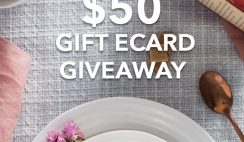 Win a $50 Twinings Tea Gift Card - ends 6/30