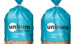 FREE Unbun Keto Friendly Vegan Grain-Free Buns