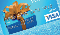 Win 1 of 5 $100 Visa Gift Cards from Valpak RX Giveaway - ends 8/20