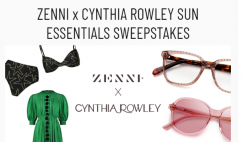 Win a $900+ Zenni & Cynthia Rowley Sun Essentials Giveaway with Sunglasses & More - ends 6/21