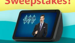 Win 1 of 32 Amazon Alexa Echo Shows from the Game Show Network - Enter Daily - ends 7/30