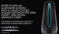 Win an Alienware Aurora -ends 8/2