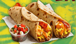 FREE Bacon Q Taco at Stripes Stores on 7/4-7/5