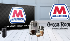 "Win the Bobby Bones Show  Marathon Green Room Giveaway- with a  50"" LG Smart LED TV, BOSE Portable Home Speaker, Keurig K-Cafe Brewer, $250 in Gift Cards and More ($1,200+ Value) - ends 7/26"