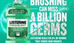Amazon: 24% off Listerine Mouthwash!