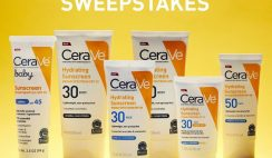 Win 1 of 3 CeraVe Hydrating Sunscreen Bundles ($100+ Value Each) - ends 7/24