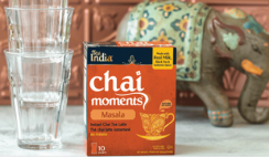 Win 1 of 31 Boxes of Tea India Masala Chai Moments Instant Chai Lattes Tea - Enter Daily - ends 7/31