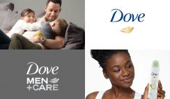 FREE Dove Antiperspirant Samples