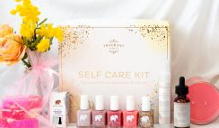 Win an Ella+Mila and Fragrant Jewels Ultimate Self Care Prize Bundle with Jewelry Candles and Bath Bombs both with 18k Rings Inside, Essential Oils, Nail Polish & More - 4 Winners - ends 7/31