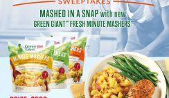 Win $500 Cash & New Green Giant Potato Mashers From Farm Star - Enter Daily - ends 7/31
