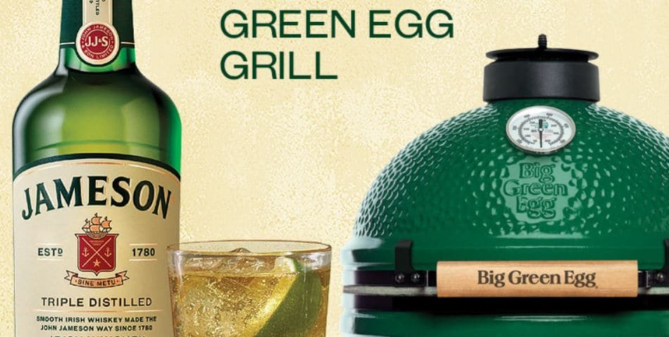 Big Green Egg Grill Sweepstakes