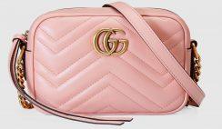 Win a Mini Gucci Marmont Chain Shoulder Bag - ends 7/20