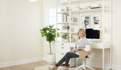 Win a $2,258 Home Office Designed by Martha Stewart - ends 7/5