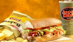 FREE Sub & Drink atJersey Mikes