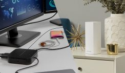 Win 1 of 2 Linksys Work From Home Bundles: Velop Wi-Fi System 3-Pack, Belkin Thunderbolt 3 Dock Core from ZDNet ($670 Value Each) - ends 7/26