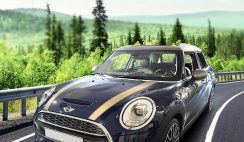 Win a New Mini Cooper Car and Charity Donation  - ends 9/1