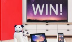 Win a Fridge, TV and more - end 9/14