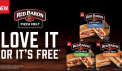 FREE Red Baron Pizza Melt - Rebate Offer!