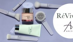 Win 1 of 3 RéVamp Your Skincare Routine Bundles with RéVive and ANISA Beauty - ends 7/31