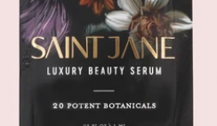 FREE Saint Jane Luxury Beauty Skincare Serum Sample