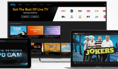 FREE Sling TV - Live TV Streaming, Shows, & Movies