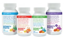 FREE SmartyPants Vitamins from Sampler
