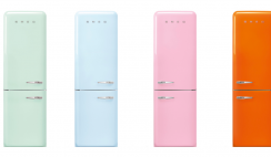 Win a SMEG Vintage Inspired Refrigerator in Choice of Color - ends 7/27