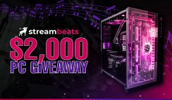 Hurry! - Win a $2,000 StreamBeats Gaming PC - ends Today 7/17