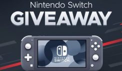 Nintendo Switch Sweepstakes end 8/5