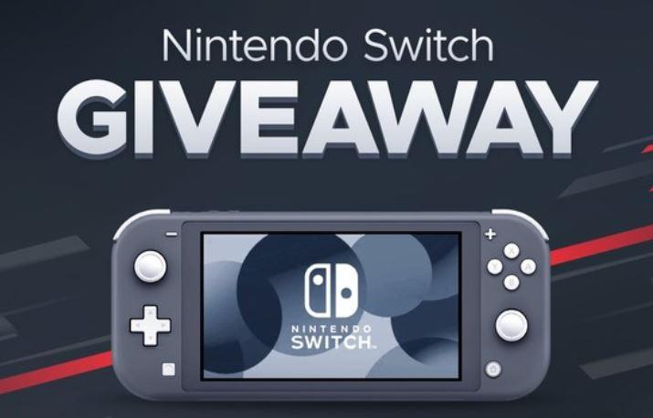 Nintendo Switch Sweepstakes