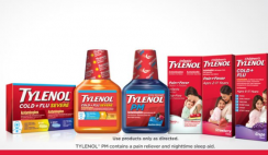 FREE Tylenol Products After Rebate ($45 Value)
