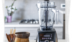 Win 1 of 3 Vitamix High Performance Blenders, Accessories and Coconut Bowls Prize Bundles - ends 8/2