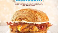 FREE Wendy's Maple Bacon Chicken Croissant Sandwich with Any Mobile Purchase - ends 7/21