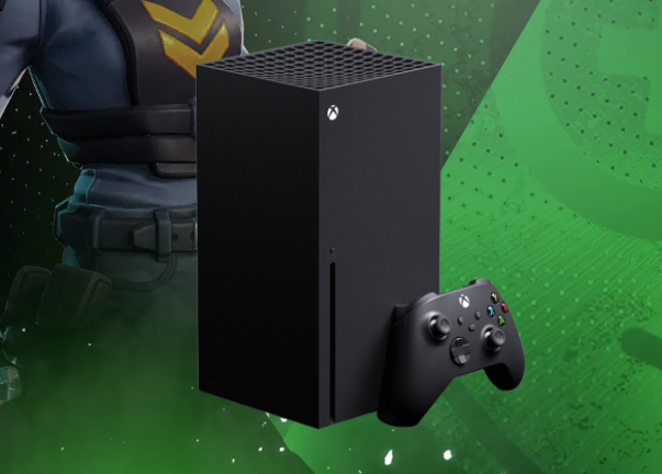 Win the xBox X Sweepstakes
