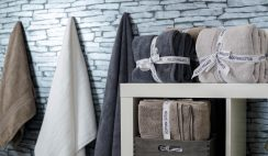 Win an Allure Bath Fashions Luxury Towels & Bath Mat Set - ends 8/17