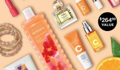 Win 1 of 4 Avon Summer Citrus Beauty Bundles ($265 Value Each) - ends 8/31