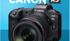 Win a Canon Camera from David Molnar + More! - ends 8/31