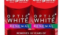 Amazon Deal: 30% off Colgate Optic White Teeth Whitening! Today!