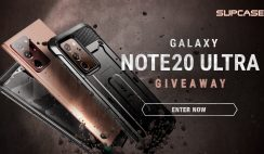 Win a Galaxy Note20 Ultra & Any Supcase Of Choice - $1,400 Value - ends  9/2
